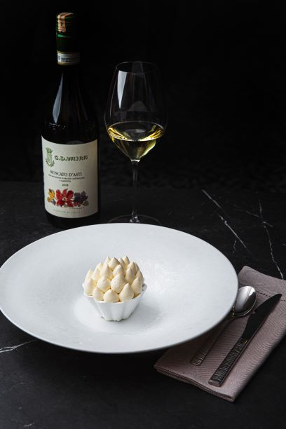 Vacherin Arrivee Wine and Dessert 2019